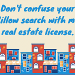 Meme about real estate and zillow
