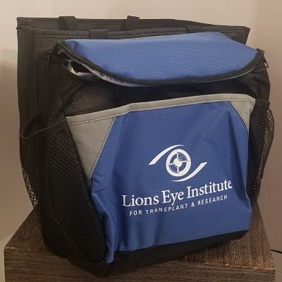 Gift bag or Wow Box from virtual gala Lions Eye Institute